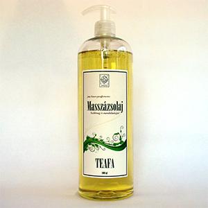 Jade Nature paraffinmentes masszázsolaj teafa olajjal 1000ml